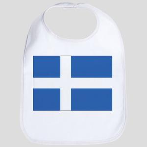 Shetland Islands Flag Bib