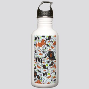 Cavalier King Charles Stainless Water Bottle 1.0L