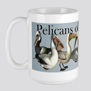 Pelicans of the World Coffee Mug