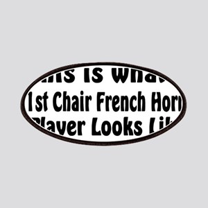 1st Chair French Horn Patches