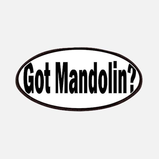 Got Mandolin? Patches