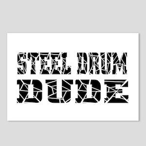 Steel Drum Postcards (Package of 8)