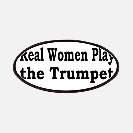 Real Women Play Trumpet Patches