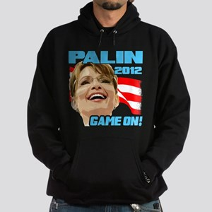 Game On! - Sarah Palin Hoodie (dark)
