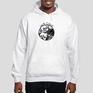 100% Coton Hooded Sweatshirt