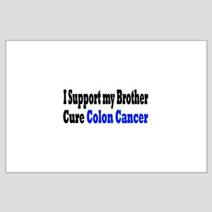 Colon Cancer Large Poster