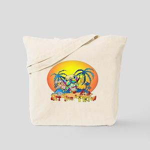 Get your TIKI on Tote Bag