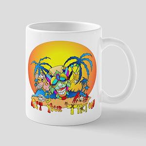 Get your TIKI on Mug