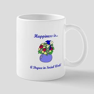 Social Work Degree Mugs