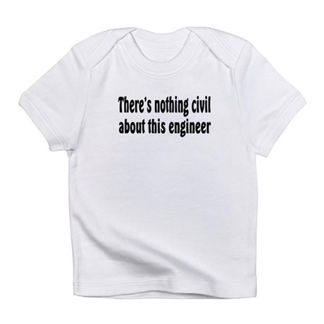 Civil Engineer Infant T-Shirt