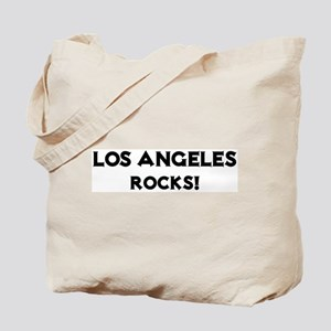 Los Angeles Rocks! Tote Bag
