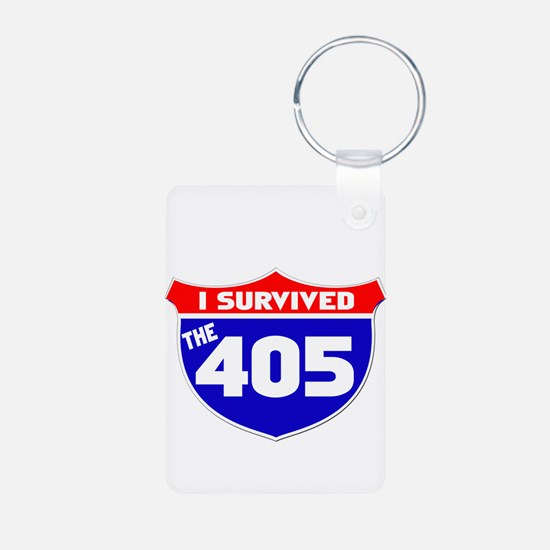 I survived the 405 Keychains