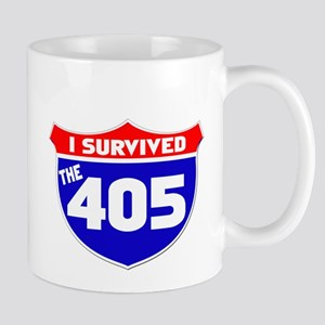 I survived the 405 Mug