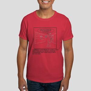 Topology Joke Dark T-Shirt