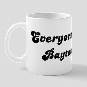 Loves Baytown Girl Mug