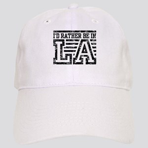 I'd Rather Be In LA Cap