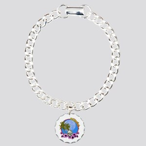 Survivor Charm Bracelet, One Charm