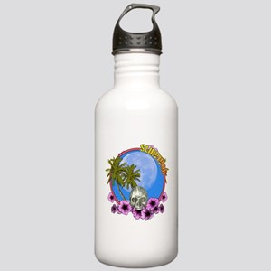 Survivor Stainless Water Bottle 1.0L