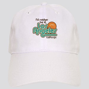 I'd Rather Be In Los Angeles Cap