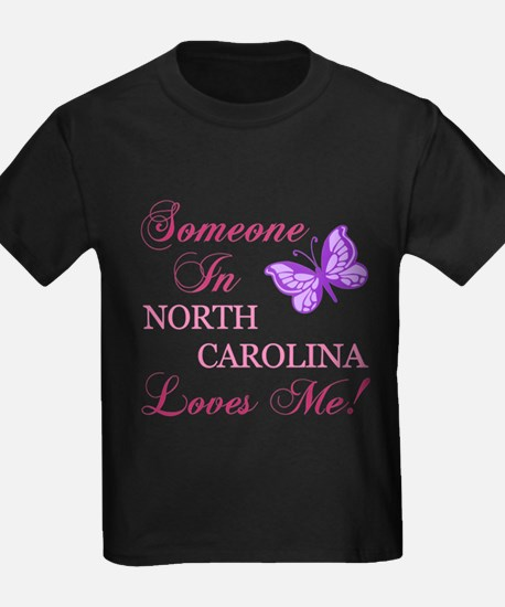 North Carolina State (Butterfly) T-Shirt