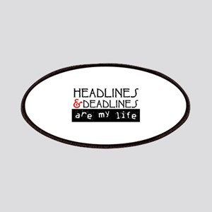 Headlines & Deadlines Patches
