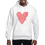 Afro Girl Hooded Sweatshirt