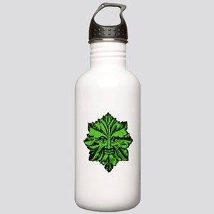 Green Man Stainless Water Bottle 1.0L