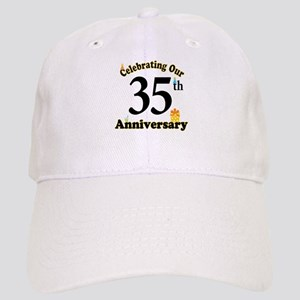 35th Anniversary Party Gift Cap