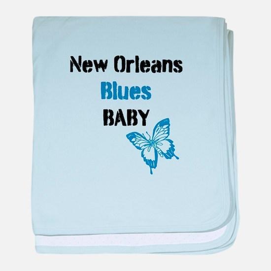Cute Baby blues baby blanket