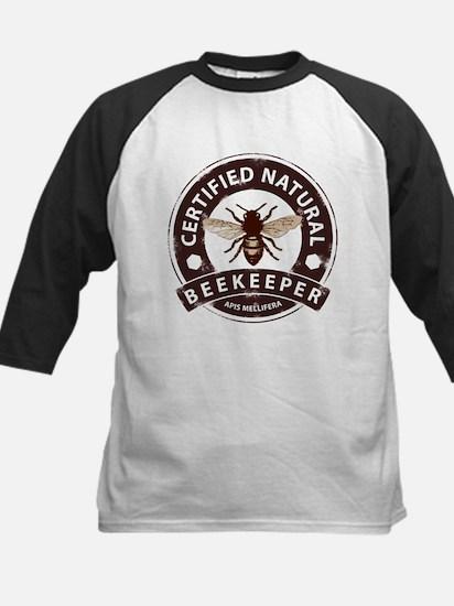 Certified Natural Beekeeper Baseball Jersey