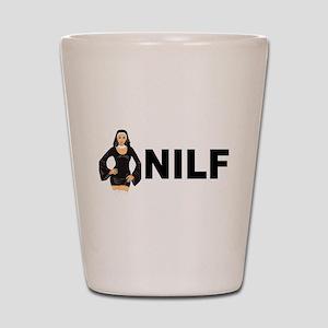 NILF Shot Glass