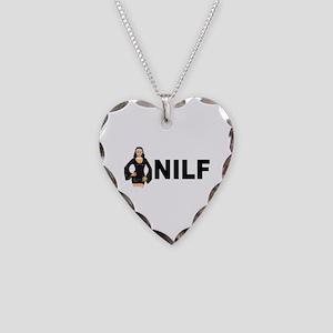 NILF Necklace Heart Charm