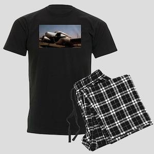 Plane 7 Men's Dark Pajamas