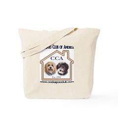 Cockapoo Club of America Tote Bag