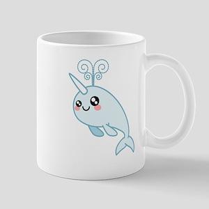 Narwhal Cutie Mug