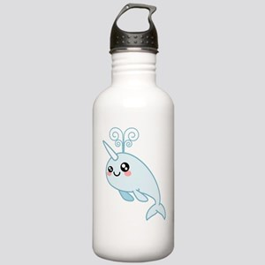 Narwhal Cutie Stainless Water Bottle 1.0L