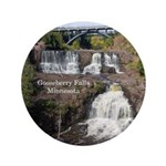 Gooseberry Falls Button
