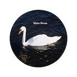 Mute Swan Button