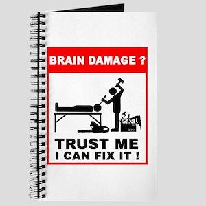 Brain damage? Trust me, I can Journal