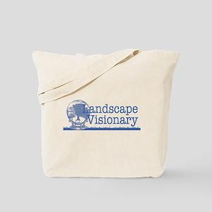 Landscape Visionary Tote Bag