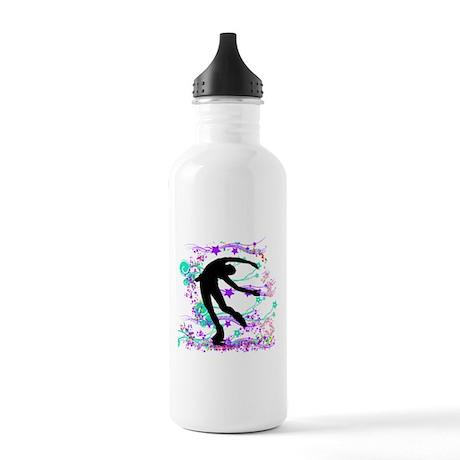Figure Skater Spin Stainless Water Bottle 1.0L