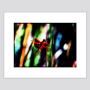Dragonfly Small Poster