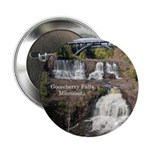 "Gooseberry Falls 2.25"" Button"