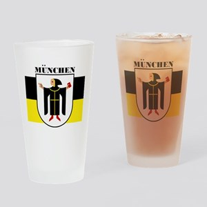 Munchen/Munich Drinking Glass