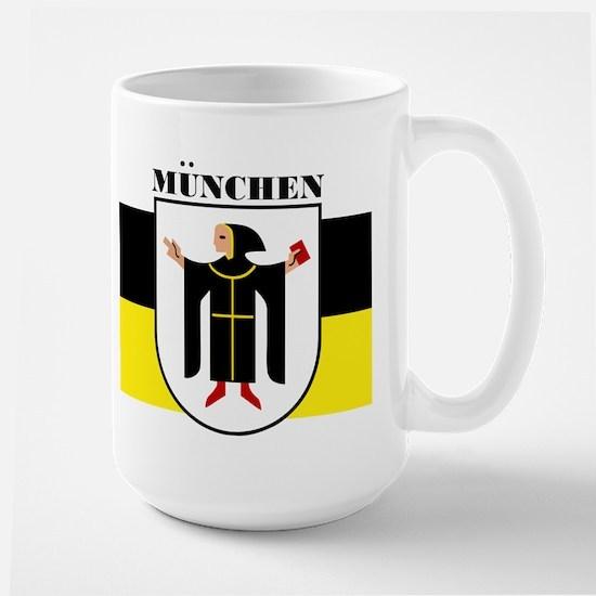 Munchen/Munich Large Mug