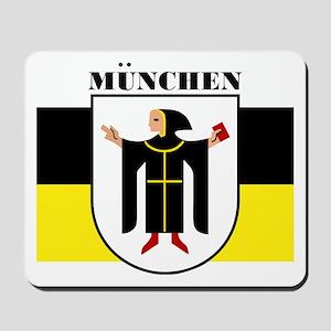 Munchen/Munich Mousepad