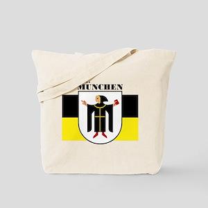 Munchen/Munich Tote Bag