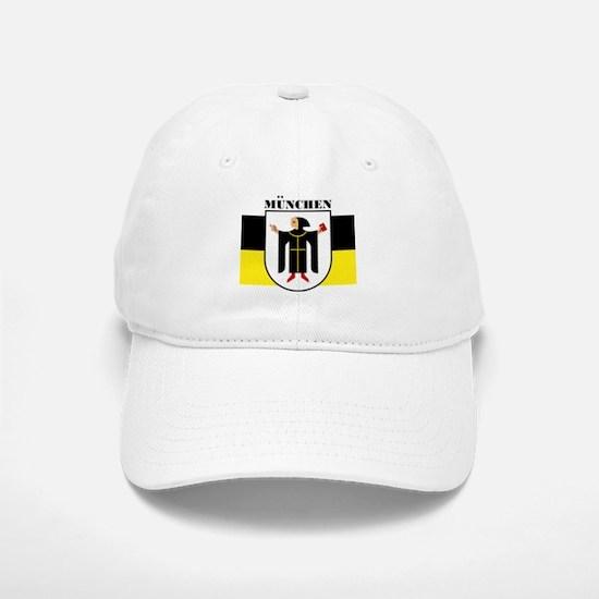 Munchen/Munich Baseball Baseball Cap