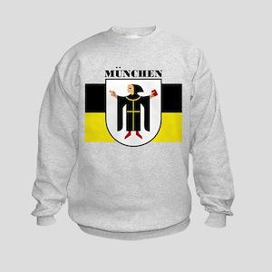 Munchen/Munich Kids Sweatshirt
