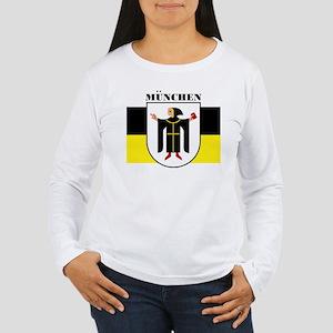 Munchen/Munich Women's Long Sleeve T-Shirt